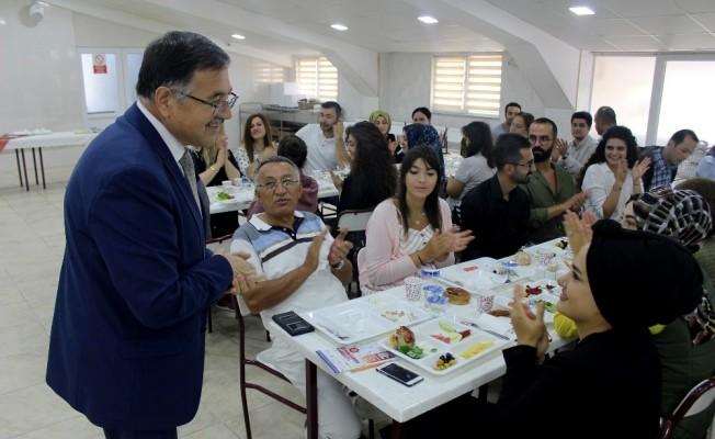 CÜ Vakfı Okulları'nda istişare toplantısı