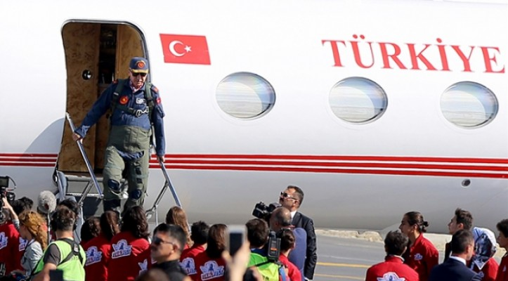 Cumhurbaşkanı Erdoğan: Bilim insanlarımızın yurda dönüş seferberliğini başlatıyoruz