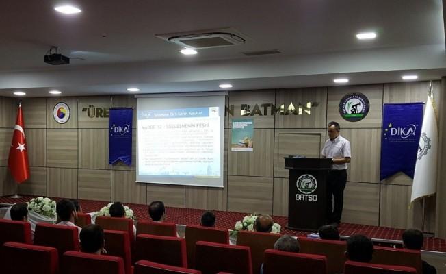 DİKA'dan dört ilde proje uygulama eğitimleri