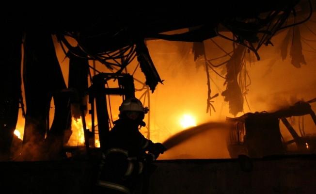 Düzce İtfaiyesi 8 ayda 305 yangına müdahale etti