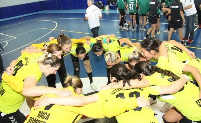 EHF Kupası: Kastamonu Belediyespor: 27 - Brühl Handball: 27