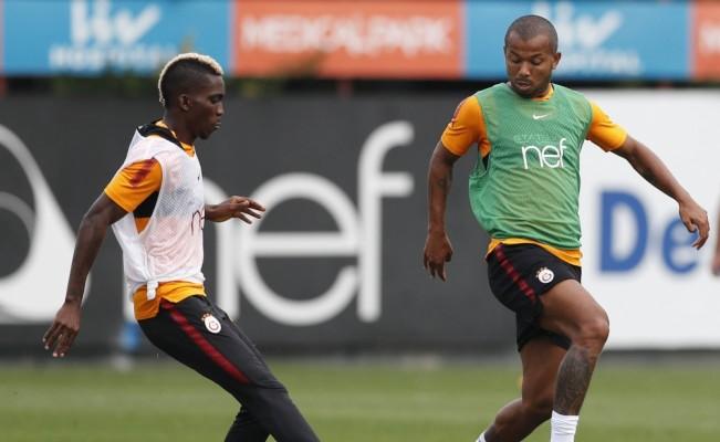Galatasaray'da Lokomotiv Moskova maçı hazırlıkları