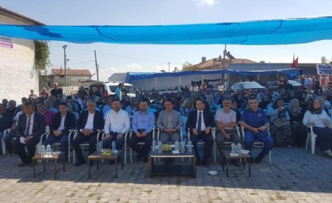 Göynük Köyünde bağ bozumu ve üzüm festivali yapıldı