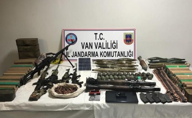 Gürpınar'da PKK operasyonunda bir terörist yakalandı
