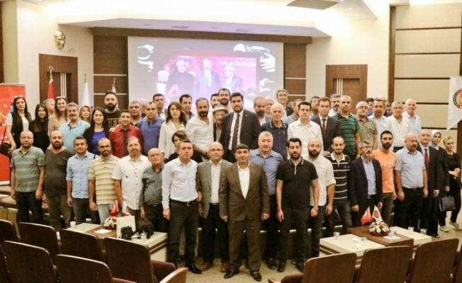 İbrahim Ay yeniden GGC Başkanı oldu