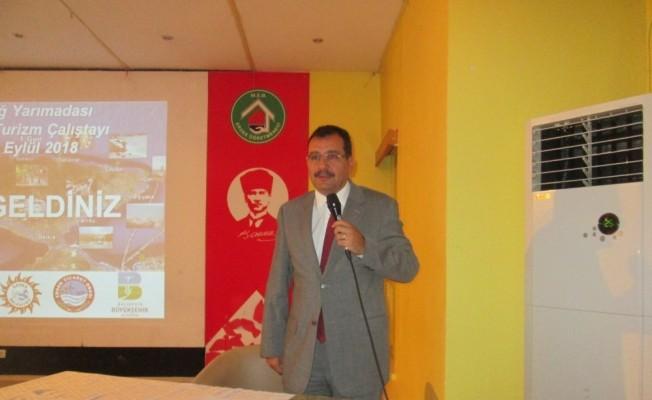Kapıdağ çalıştayı Erdek'de gerçekleştirildi