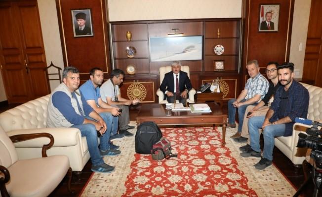 Kars Valisi Rahmi Doğan'ın Umut Ali Özmen açıklaması