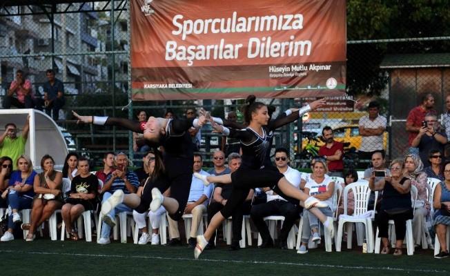Karşıyaka'nın 'Yaz Okulları'na renkli final