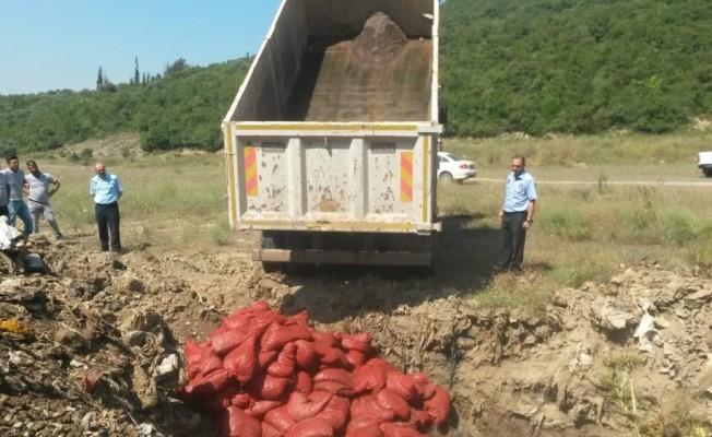 Kocaeli'de uygunsuz avlanan 266 ton deniz mahsulü yakalandı