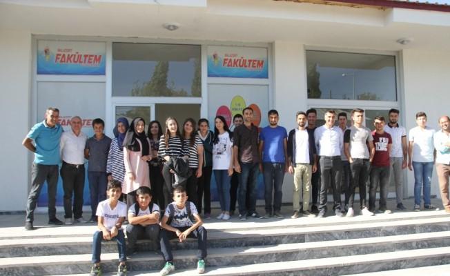 Malazgirt'te özel öğretim kursu açıldı