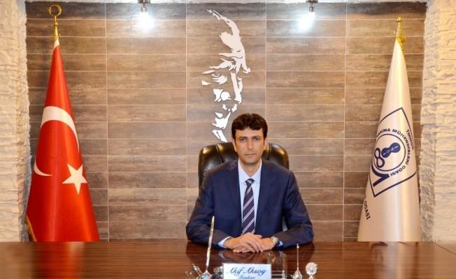 MMO Şube Başkanı Aksoy, ''Mühendislik öğrencilerine kapımız sonuna kadar açık''