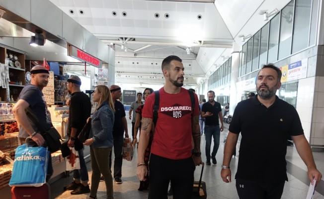 Negredo, Beşiktaş'tan ayrılıyor