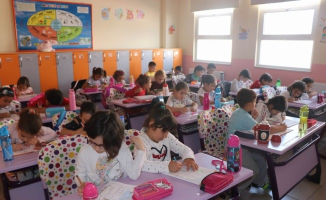 Nevşehir'de 55 bin 972 öğrenci ders başı yapacak