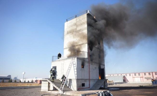 OSBÜK Yangın Güvenliği Komisyonu Toplantısı Kayseri OSB'de Yapıldı