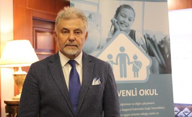 """Osman Öztürk: """"Türkiye'de çocukların yüzde 22'si okulda güvende hissetmiyor"""""""
