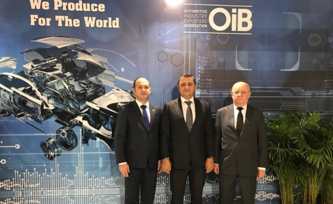 Otomotiv yan sanayi firmaları ürünlerini Automechanika'da sergiledi