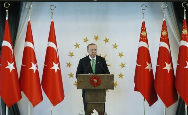 Recep Tayyip Erdoğan Üniversitesi Geliştirme Vakfı Kurucular Kurulu Cumhurbaşkanlığı Külliyesinde