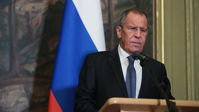 """Rusya Dışişleri Bakanı Lavrov: """"Askeri operasyonlarda uluslararası hukuk kurallarına göre hareket ediyoruz"""""""