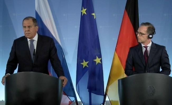 """Rusya Dışişleri Bakanı Lavrov: """"Bu Ukrayna için felaket olur"""""""