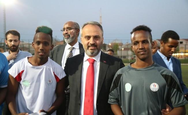 Şampiyon Karabük, kazanan Somali