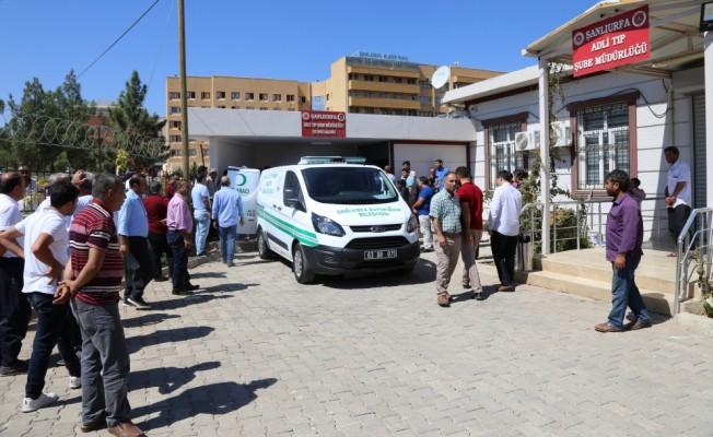 Şanlıurfa'da akrabalar arasında silahlı kavga: 1 ölü
