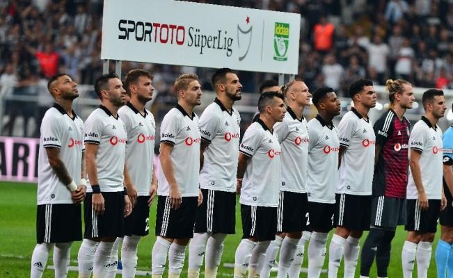 Spor Toto Süper Lig: Beşiktaş: 0 - Evkur Yeni Malatyaspor: 0 (Maç devam ediyor)
