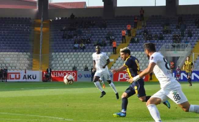 Spor Toto Süper Lig: MKE Ankaragücü: 1 - Akhisarspor: 0