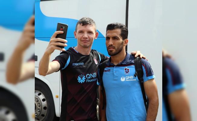 Trabzonspor Alanya'ya gitti