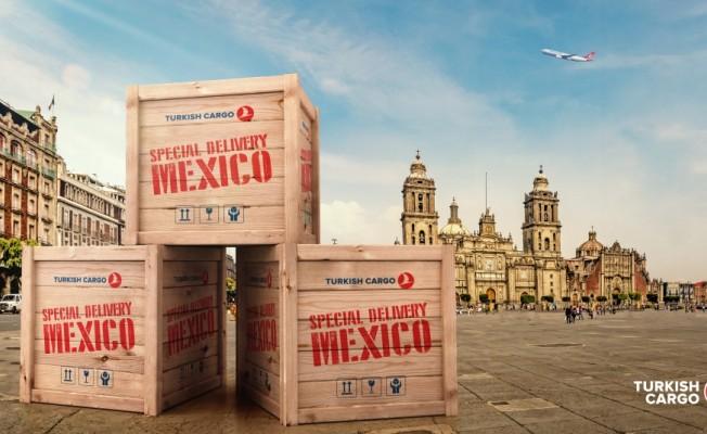 Turkish Cargo, Mexico City'yi kargo uçuş ağına ekledi