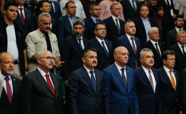Türkiye Ziraat Odaları Birliği Ege Bölge Toplantısı