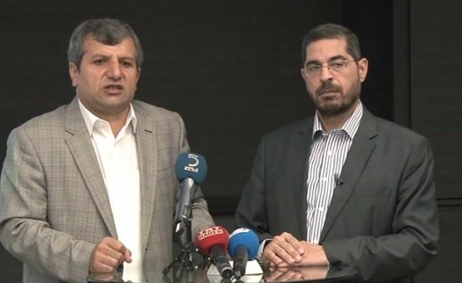 Uluslararası Gazze İmar Heyeti İstanbul'da