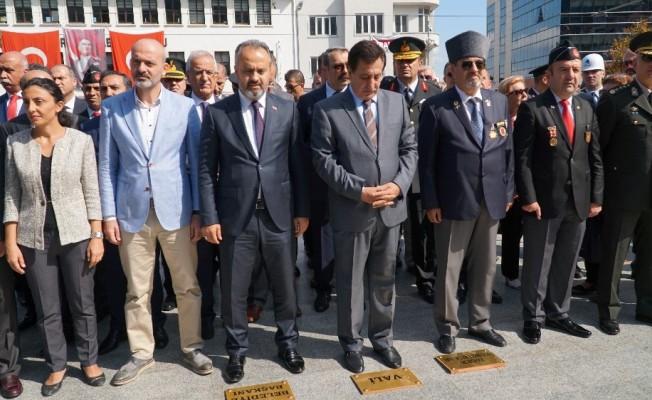 Vali Küçük'ten Bursa'ya yeni şehitlik anıtı müjdesi