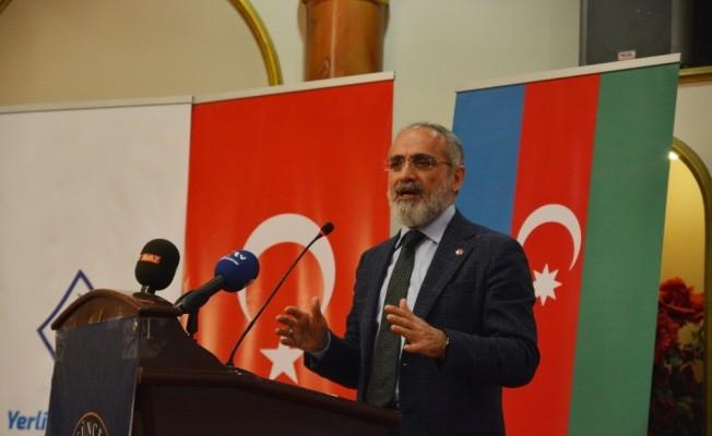 """Yerli Düşünce Derneği Onursal Başkanı Topçu: """"Kafkas İslam Ordusu Türkiye-Azerbaycan arasında bir rol modeldir"""""""