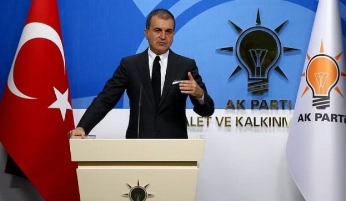 AK Parti'den 'Brunson' açıklaması