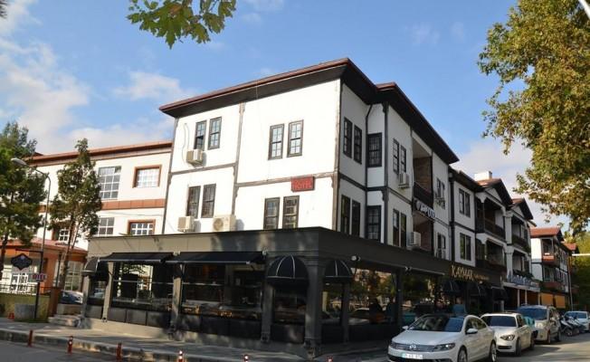 Amasya'daki tarihi rötuş tamamlandı