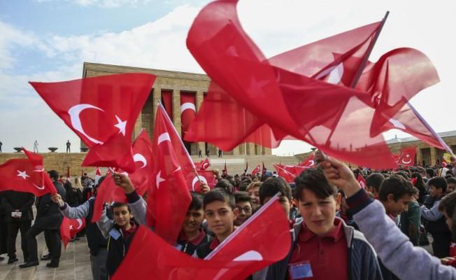 Ankara'nın başkent oluşunun 95. yıl dönümü
