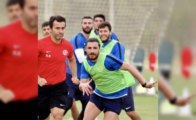 Antalyaspor'da Alanyaspor maçı hazırlıkları