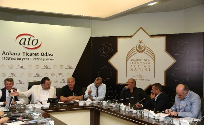 """ATO Başkanı Baran: """"Enflasyonla mücadele sürecinde uygulamalardan kaynaklanan mağduriyetlerin yaşanmaması gerekir"""""""