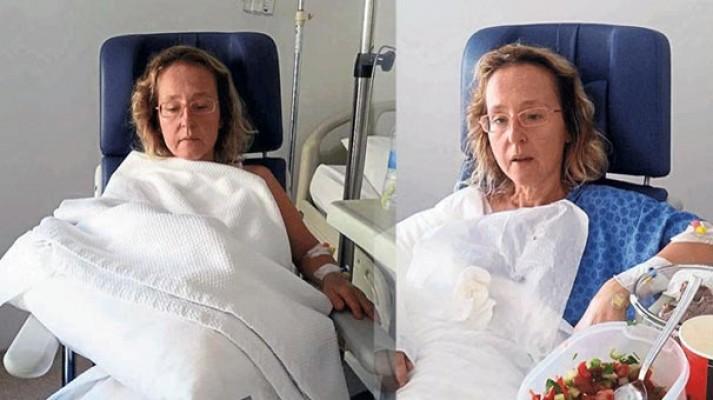 Basit bir kol kırığı diye gitti! Hastanede hayatı karardı...