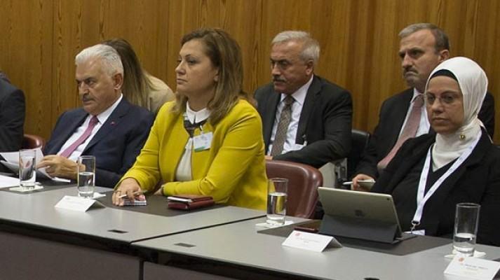 Cenevre'deki toplantıda haddini aşan Suriyeli vekile sert tepki!