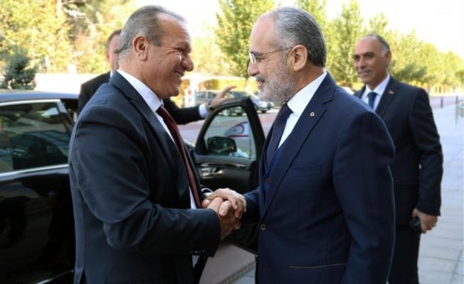 """Cumhurbaşkanı Başdanışmanı Topçu: """"Her zaman Kıbrıs Türkü'nün yanında durmaya devam edeceğiz"""""""