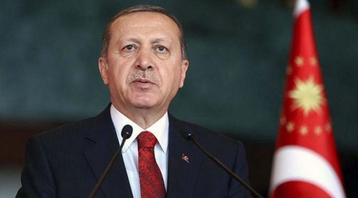 Cumhurbaşkanı Erdoğan: Türkiye hem masada hem de arazide var