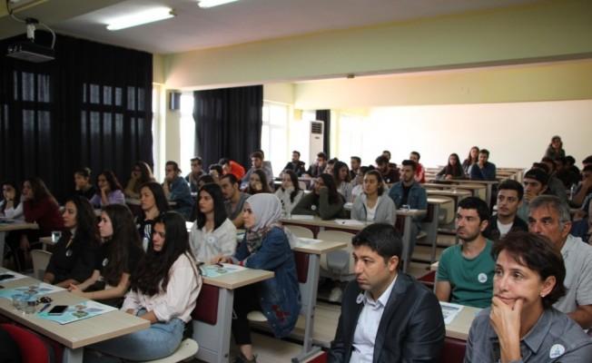 Edremit Belediyesi Avrupa çapında kutlanan Erasmusdays'e katılım sağladı
