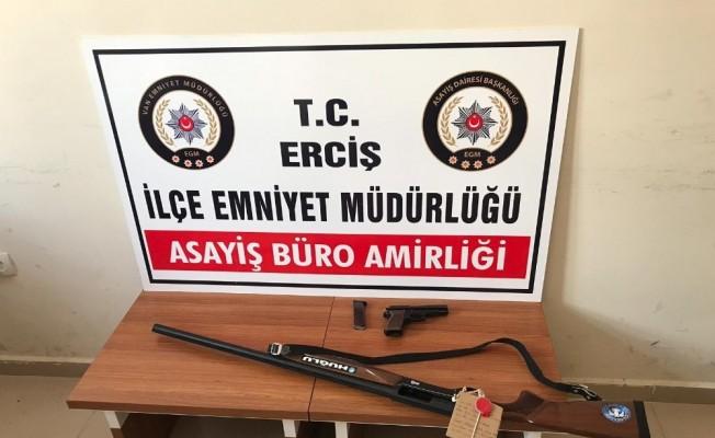 Erciş'te silahlı kavga: 7 yaralı