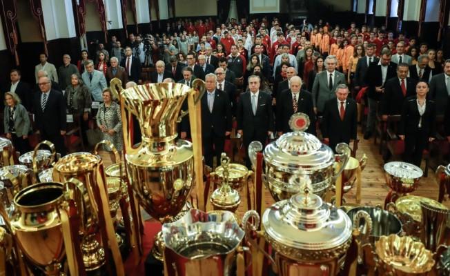 Galatasaray Kulübü, 113. kuruluş yılını kutladı