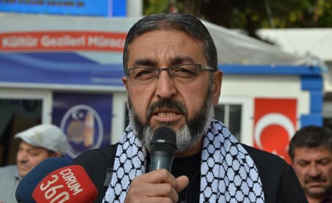 Gazze'deki ambargo ve ablukaya tepkiler