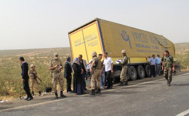 GÜNCELLEME - Mardin'de trafik kazası