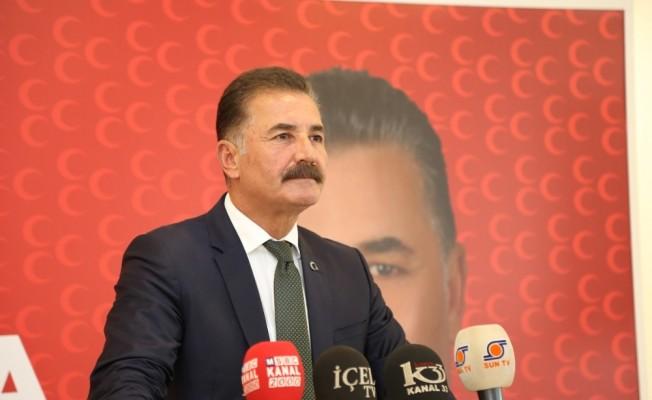 Hamit Tuna'dan adaylık açıklaması