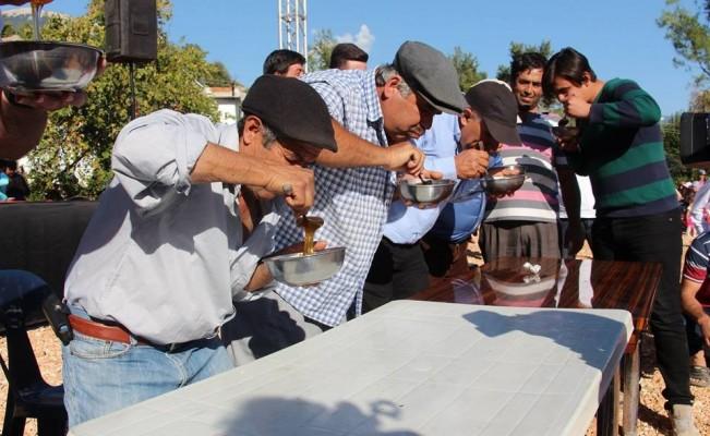 Kaş'ta Hasat ve Bal Şenliği düzenleniyor