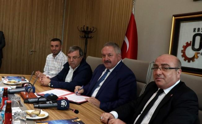 Kayseri OSB ile Kayseri Üniversitesi arasında işbirliği imzalandı